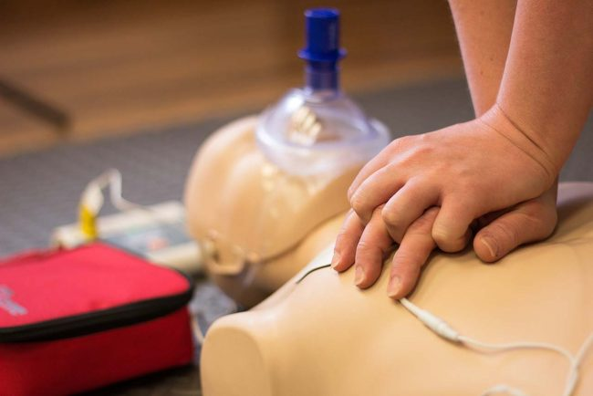 CPR Training Courses Byron Bay