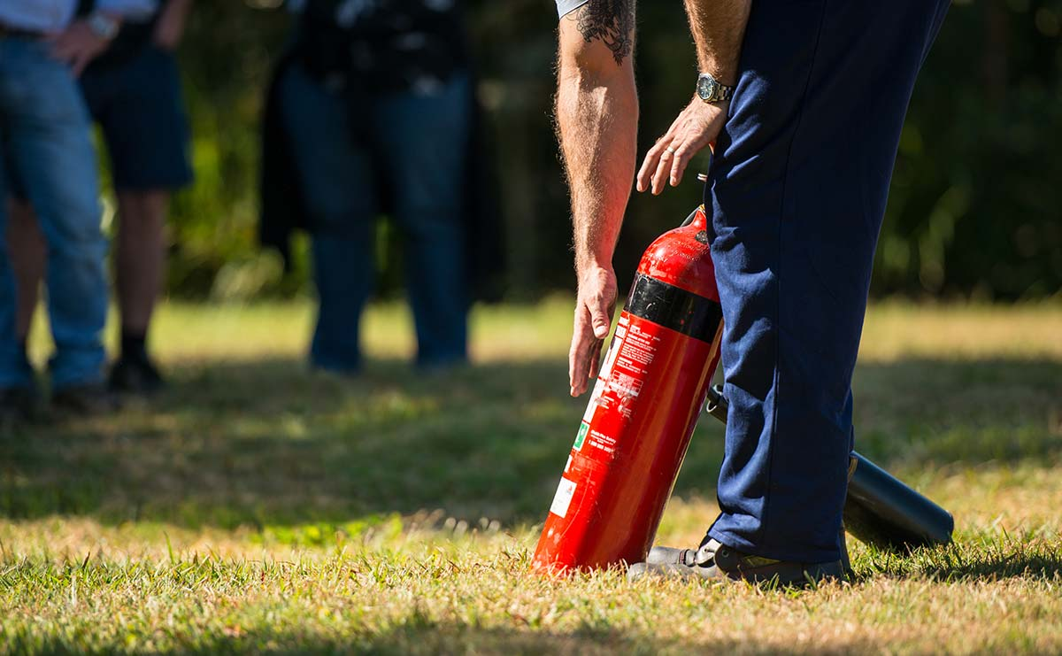Fire Extinguisher Training Northern Rivers