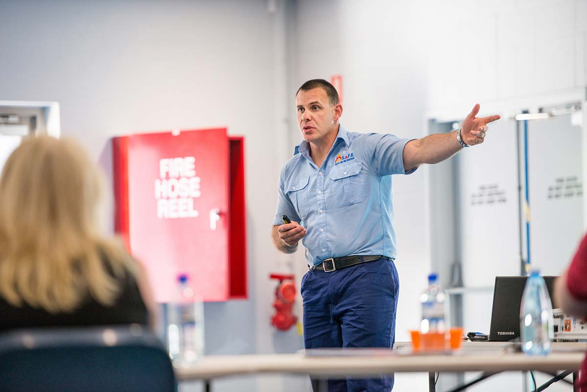 Fire Safety Training Lismore