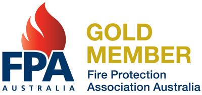 Fire Protection Association Australia Gold Member